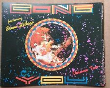 GONG feat STEVE HILLAGE-LIVE ROME 1975-rare import 2cd set 1990
