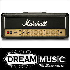 Marshall JVM410H 100W All Tube Amp Head Valve 4-Channel RRP$3199