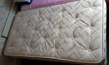 """Single 3' Guest Trundle bed and mattress (5'5"""" long) Excellent condition"""