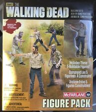 The Walking Dead - Building Sets TV Figure Pack 1 - McFarlane Toys