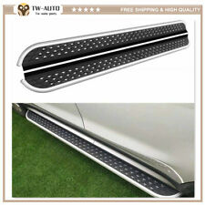 Fits for Lincoln Aviator 2020 2021 Door Side Step Pedal Running Board Nerf Bar
