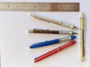 Sensa ballpoint pen lots of 5