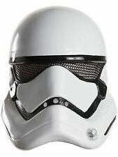Star Wars The Force Awakens Child Costume Accessory Stormtrooper Half Helmet