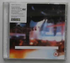 NEW ORDER Here To Stay DVD SINGLE