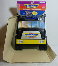 GALOOB MICRO MACHINES 1988 BIG RIG COLLECTOR's CASE MINT FROM FRESH CASE
