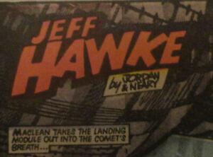 JEFF HAWKE by Jordan and Neary 1.1.1978-8.10.1978 40 Sundays in Reihenfolge A3