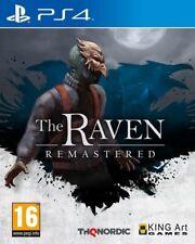 El Cuervo Remasterizado HD para PS4 (nuevo Y Sellado)