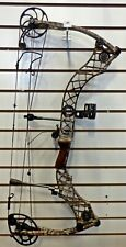 "MATHEWS HELI-M - LH - 29"" DL - 60 # DW - LOST CAMO - FALL REST - 3 PIN SIGHT"