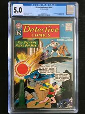 Detective Comics 300 CGC 5.0!!! First Polka Dot Man!!! The Suicide Squad!!!