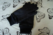 Tailored 1980s Vintage Gloves