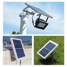 54 LED Solar Powered Lamp Landscape Lawn Panel Garden Outdoor Street Waterproof