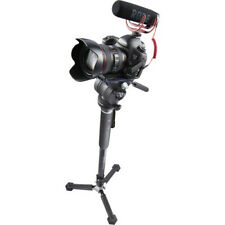 Libec Hfmp Kit Hands-Free Monopod with Dual Base Video Head and Carrying Case