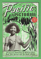 #T67. 1940s Wwii Pacific Islander Pictorial Booklet