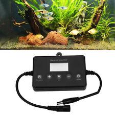 LED Light Dimmer Controller Modulator Lighting Timing For Aquarium Fish Tank UK