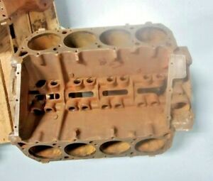 1963 Max Wedge 426 Cubic Inch bare engine block Date code 2*8*63  Part 185029-4