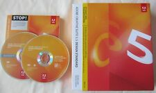 Adobe CS5.5 Design Standard MAC OS Creative Suite 5 PN:65121649  CS5