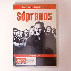 The Sopranos Season 2 DVD TV Series Region 4 AUS Free Postage - Crime Drama