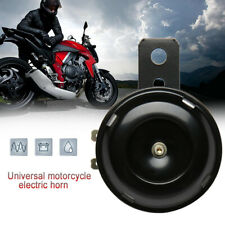 12V Waterproof Loud 105dB Universal Motorcycle Car Electric Bike ATVs Horn New