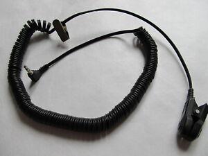 NordicTrack Ski Machine Genuine OEM part heart monitor ear clip pulse cable