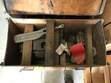 Vintage Ingersoll-Rand Hoist, Model AN, In original crate, new old stock