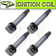 Set of 4 Ignition Coils for Dodge Avenger Caliber Journey Jeep Compass Chrysler (Fits: Dodge Avenger)