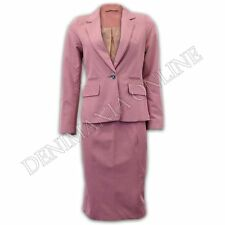 Damen-Anzüge & -Kombinationen im Hosenanzug-Stil aus Polyester mit Jacket/Blazer für Business