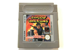 Shadow Warriors - Nintendo GameBoy Classic #171