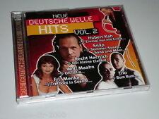 NUOVA ondata TEDESCA Hits vol.2/CD con Hubert Kah extra larga Stephan Remmler