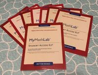 MyMathlab Access Code, minutes delivery