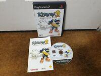 Klonoa 2 Lunatea's Veil - Complete - PS2 Playstation 2