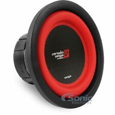 "NEW! Cerwin-Vega V82DV2 750W 8"" Subwoofer Vega Series Dual 2 ohm Car Sub Woofer"