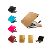Pu Leather Tablet Computer Cover Case Sleeve For Apple Mac Book Pro Air 11 13 15