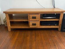 TV Cabinet unit set - Oak