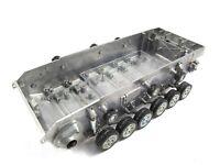 US Stock Mato 1/16 Stug III RC Tank Metal Chassis Torsion Bar Suspension MT111