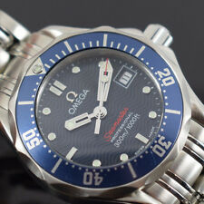 LADIES OMEGA SEAMASTER 2224.80 GENERIC BOX/1 YEAR WARRANTY EXCELLENT 2000 YR