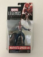 Marvel Universe Legends 3.75 SPIDER-MAN UK Buy 4 Marvel Univere Figs  get 1 free