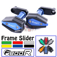 Motorcycle CNC Frame Crash Pads Sliders Engine Protection For BMW F800R New Hot