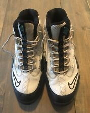 NIKE Air Griffey Max II White / Black Men's Athletic Shoes # 452171-101 Size: 11