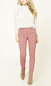 Bleulab Reversible Pants Skinny Venus Pink Rose Blue Jeans