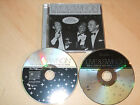The Rat Pack - Live and Swingin' (CD & DVD) Sinatra, Martin, Davis Jr - Mint