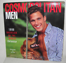 #8784 Cosmopolitan Men 1998 Bachelor of the Month Calendar