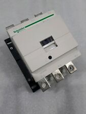 LC1D115 SCHNEIDER ELECTRIC Square D CONTACTOR 120V COIL 250 Amp 3 Pole