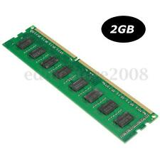 2GB DDR3 1600 PC3-12800 DIMM Desktop PC Memory RAM 240-Pin For AMD Motherboards