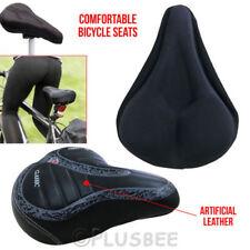 Road Bike-Touring Steel Comfort Saddles