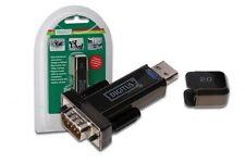 DIGITUS USB 2.0 an seriell Konverter 0 8m