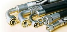 "Jcb Hydraulic Hose 3/8"" Bsp  (Part No. 612/06200)"