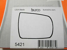 BURCO MIRROR GLASS # 5421 FITS 2011-2013 KIA SORENTO RIGHT PASSENGER SIDE