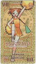 Negima! Magister Negi Magi Pactio Card #XVII Sakurako Shiina