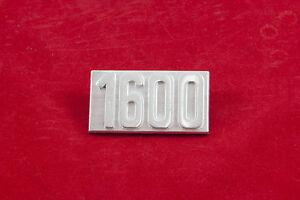 SIGLE LATERAL 1600 ALPINE