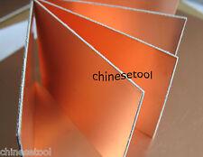 Us Stock 5pcs Fr-4 Single Side Copper Clad Circuit Board Pcb 10cmx10cm